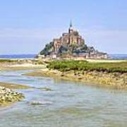 Mont Saint-michel - Normandy Poster
