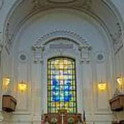 Naval Academy Chapel Poster