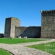Ourem Castle Poster