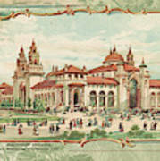 Pan-american Exposition Poster