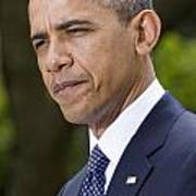 President Obama Poster by JP Tripp