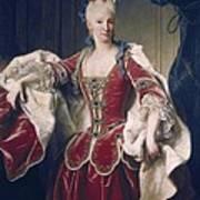 Ranc, Jean 1674-1735. Portrait Poster