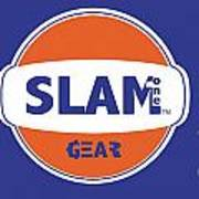 Slam One Gear Poster