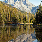 String Lake Grand Teton National Park Poster