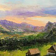 Tatry Mountains- Poland Poster