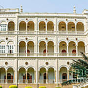 The Aga Khan Palace Poster