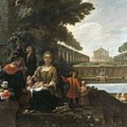 Viladomat I Manalt, Antoni 1678-1755 Poster