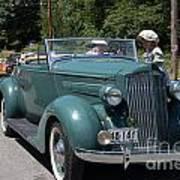 Vintage Cars Poster
