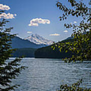 40620-3 Detroit Lake And Mt Jefferson Poster