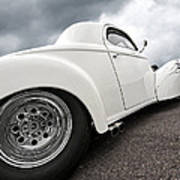 41 Willys Coupe Poster