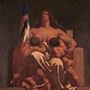 France, Ile De France, Paris, Muse Poster