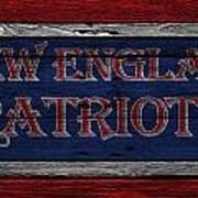 New England Patriots Poster
