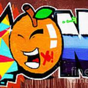 Graffiti Poster