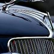 Classic Ford Detail Poster