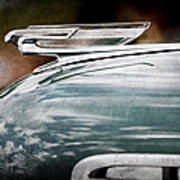 1940 Chevrolet Hood Ornament Poster