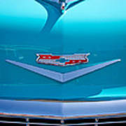 1956 Chevy Bel Air Poster