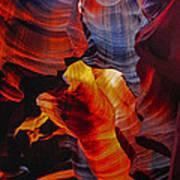 Antelope Canyon - Arizona Poster