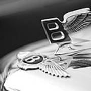 Bentley Hood Ornament Poster