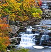 Berea Falls Poster