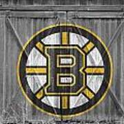 Boston Bruins Poster