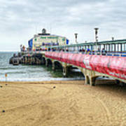 Bournemouth Pier Poster