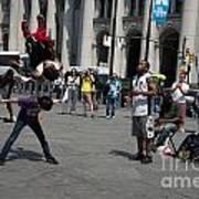 Breakdancers Poster