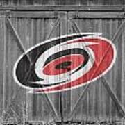 Carolina Hurricanes Poster