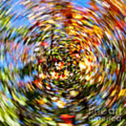 Fall Abstract Poster by Steven Ralser