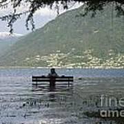 Flooding Lake Poster