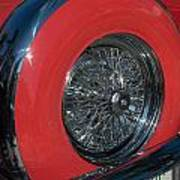Ford Thunderbird Poster