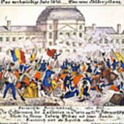 France Revolution, 1848 Poster