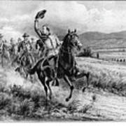 George Armstrong Custer (1839-1876) Poster