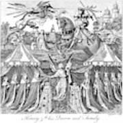 Henry V (1387-1422) Poster