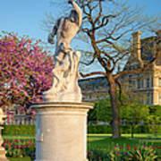 Jardin Des Tuileries Poster