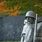 Korean War Memorial Poster