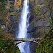 Multnomah Falls. Poster