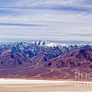 Natural Bridge Canyon Death Valley National Park Poster