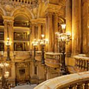 Palais Garnier Interior Poster