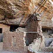 Spruce Tree House Mesa Verde National Park Poster