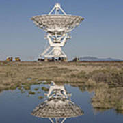 Very Large Array Poster