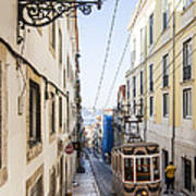 The Bica Funicular Poster