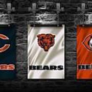 Chicago Bears Poster