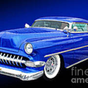 53 Chevy Poster
