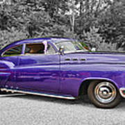 56 Buick Poster