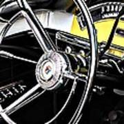 '57 Ford Fairlane 500 Poster