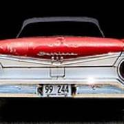 59 Ford Galaxy 500 Poster
