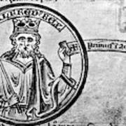 Alfred The Great (849-899) Poster