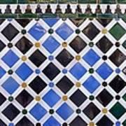 Alhambra. Spain. Granada. Alhambra Poster