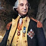 Baron Friedrich Von Steuben Poster