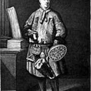Carolus Linnaeus (1707-1778) Poster